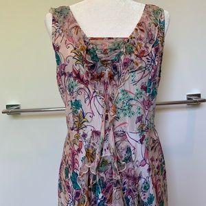CUTE💖Sundance brand size 12 colorful dress
